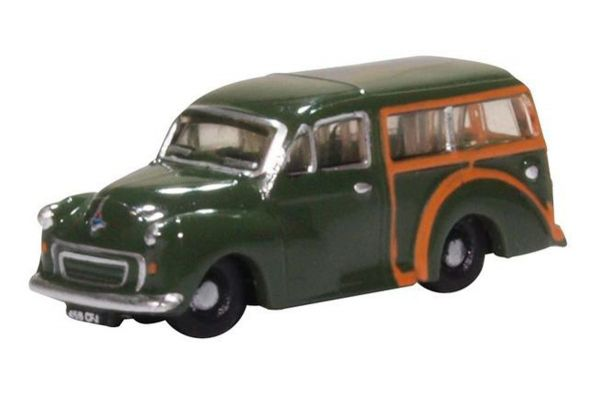 OXFORD 1/148scale Morris Minor Traveler Almond Green (Dot Cotton)  [No.OXNMMT008]