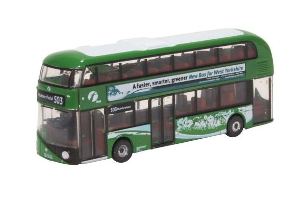 OXFORD 1/148scale New Routemaster First West Yorkshire  [No.OXNNR007]