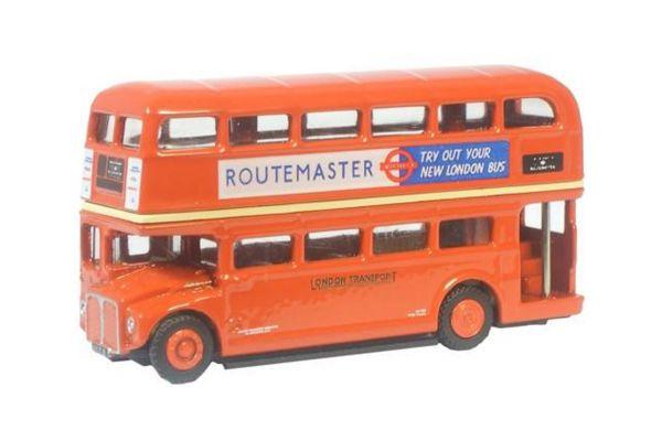 OXFORD 1/148scale London Transport Route Master Double Decker Bus  [No.OXNRM001]