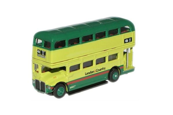 OXFORD 1/148scale London & Country Root Master Double Decker Bus  [No.OXNRM009]
