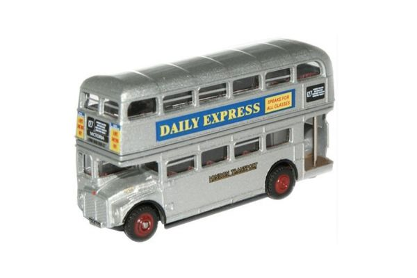 OXFORD 1/148scale RM664 Silver Lady Route Master Double Decker Bus  [No.OXNRM010]