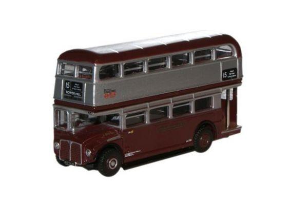 OXFORD 1/148scale Bow Centenary Route Master Double Decker Bus [No.OXNRM013]