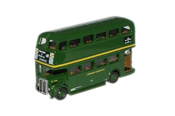 OXFORD 1/148scale London Country RT 2-storey bus (green)  [No.OXNRT005]