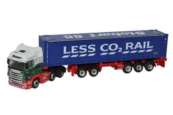 OXFORD 1/148scale Scania Highline D-TEC Trailer
