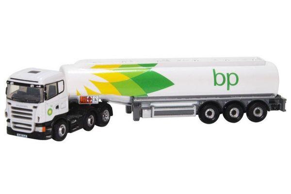 OXFORD 1/148scale Scania Highline Tanker BP  [No.OXNSHL01TK]