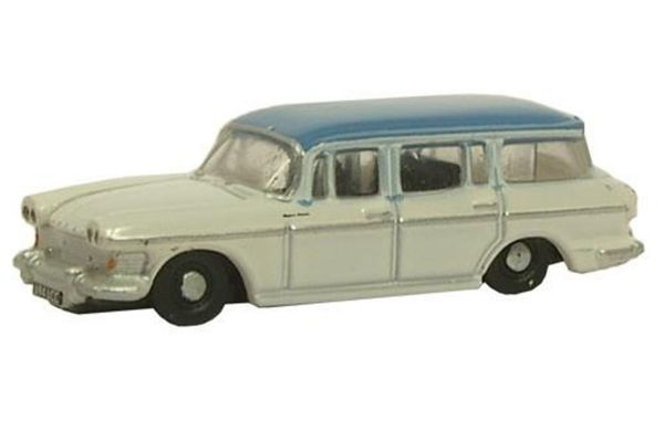 OXFORD 1/148scale Humber Super Snipe (Ivory / Blue)  [No.OXNSS005]