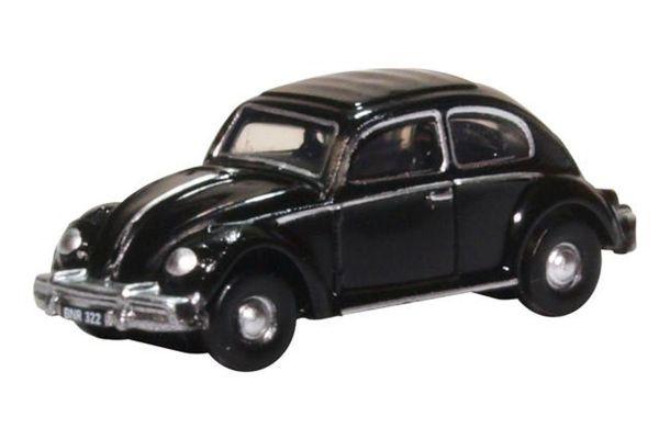 OXFORD 1/148scale VW Beetle Black  [No.OXNVWB005]