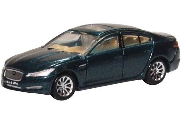 OXFORD 1/148scale Jaguar XF BRG  [No.OXNXF002]