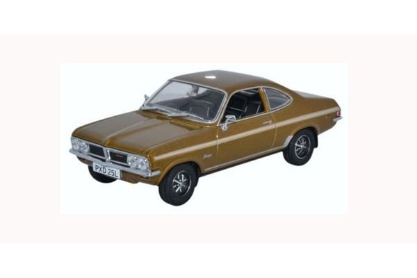 OXFORD 1/43scale Vauxhall Florenz Sports t SL Honey Starmist  [No.OXVF003]