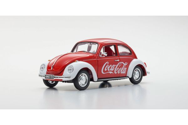 OXFORD 1/24scale VW Beetle Coca-Cola  [No.OXWE002CC]
