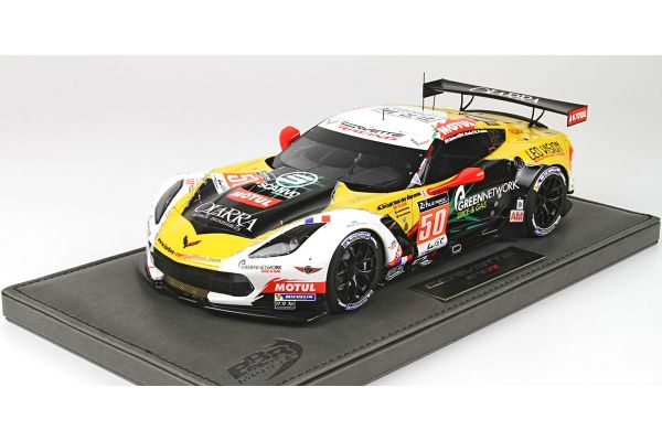 BBR 1/18scale Corvette C7.RS Racing team Larbre Competition No.50 2015 [No.P18115]