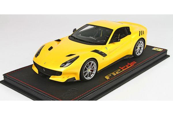 BBR 1/18scale Ferrari F12 TdF YELLOW [No.P18121AV]