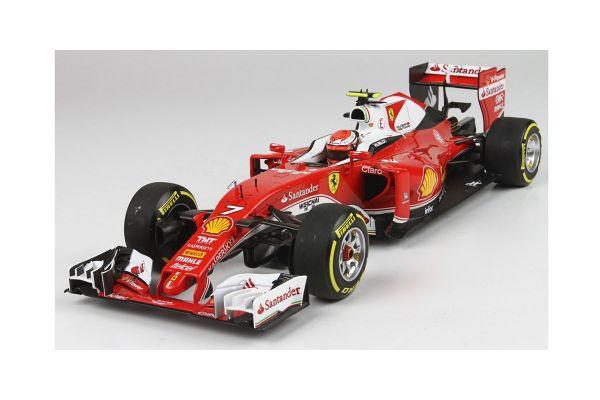 BBR 1/18scale Ferrari SF16-H Scuderia Ferrari Kimi Raikkonen Australia GP 2016  [No.PBBR181607]