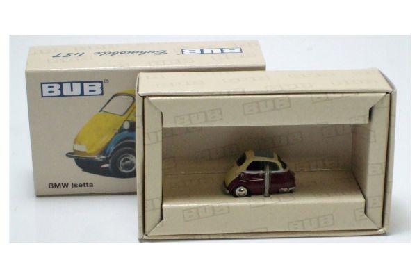 Premium ClassiXXs 1/87scale BMW Isetta Export RED / IVORY [No.PCS06753]