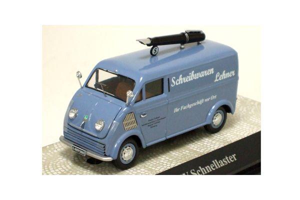 Premium ClassiXXs 1/43scale DKW Schnellaster Box Van  [No.PCS13500]