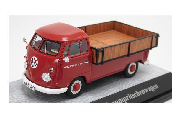Premium ClassiXXs 1/43scale VW Pick up Holzpritsche ポルシェ レッド [No.PCS18505]
