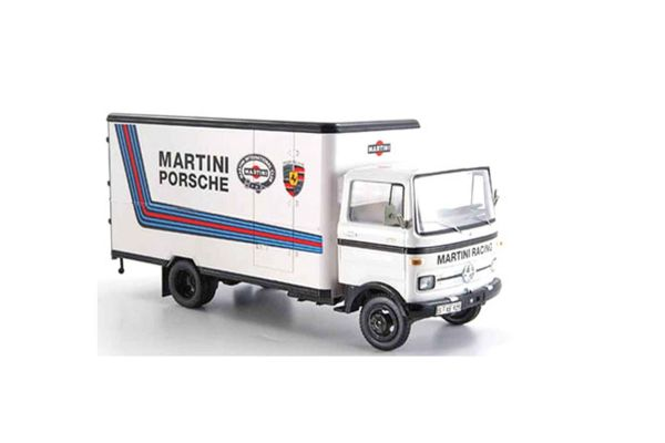 Premium ClassiXXs 1/18scale メルセデスベンツ LP608 Service-LKW マルティニ White [No.PCS30043]