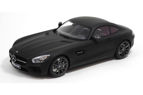 Premium ClassiXXs 1/12scale Mercedes-Benz AMG GT Matte Black [No.PCS40026]