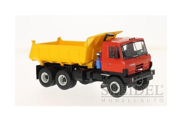 Premium ClassiXXs 1/43scale Tatra 815 truck Yellow / Red  [No.PCS47020]
