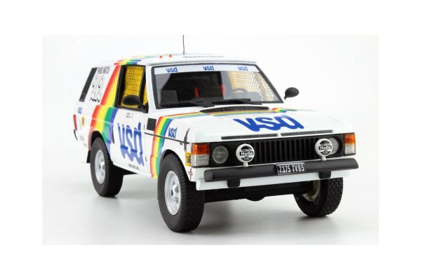 TOPMARQUES 1/18scale Range Rover No.212 (VSD) 1981 Paris Dakar Winner  [No.TMPD001A]