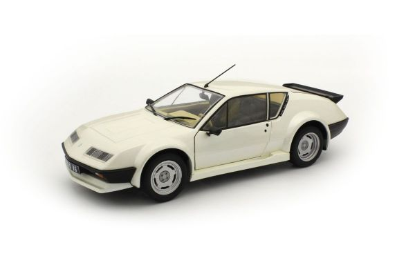 SOLIDO 1/18scale ALPINE A310 PACK GT (white)  [No.S1801201]