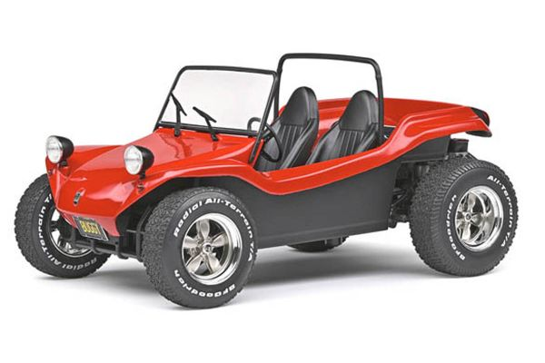 SOLIDO 1/18scale Meyers Manx Buggy (Red)  [No.S1802704]