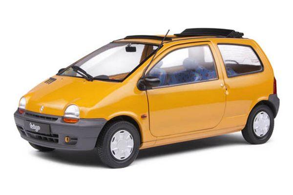 SOLIDO 1/18scale Renault Twingo Mk.I 1993 (Yellow)  [No.S1804003]
