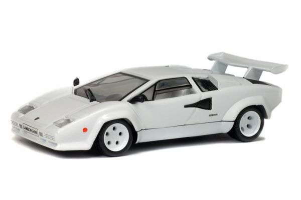 SOLIDO 1/43scale Lamborghini counterclock LP 500 S 1985 white  [No.S4400400]