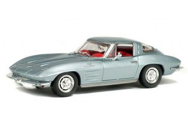 SOLIDO 1/43scale Chevrolet Corvette Stingray Ray Light Blue  [No.S4400800]