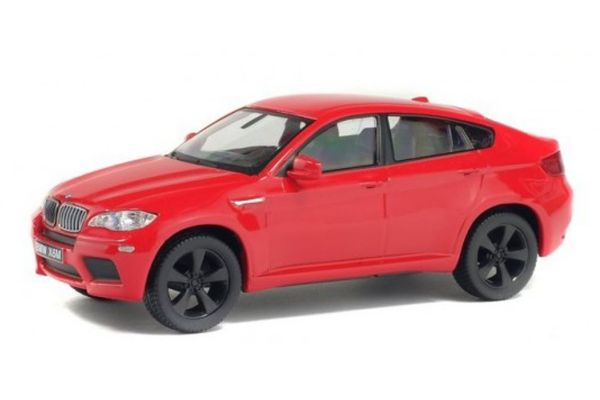 SOLIDO 1/43scale BMW X 6 M Red  [No.S4401000]