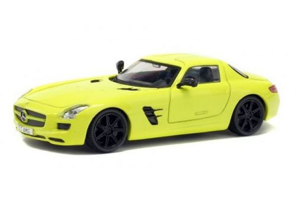 SOLIDO 1/43scale Mercedes SLS AMG Yellow  [No.S4401100]