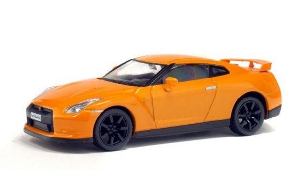 SOLIDO 1/43scale Nissan GT-R Orange  [No.S4401200]