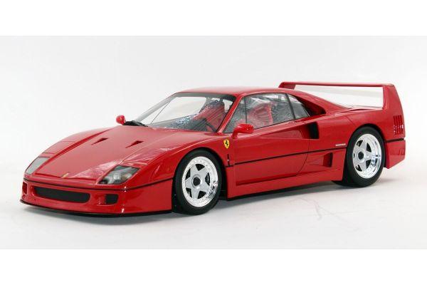 TOPMARQUES 1/12scale Ferrari F40 (Red)  [No.TM12-17A]