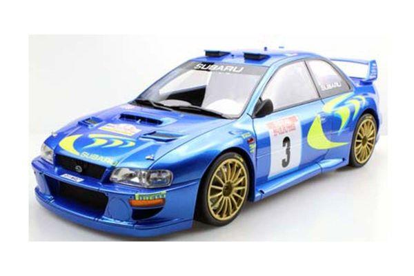 TOPMARQUES 1/12scale Subaru Impreza S4 No.3 WRC 1998 Tour de Corse  [No.TMR12-02B]