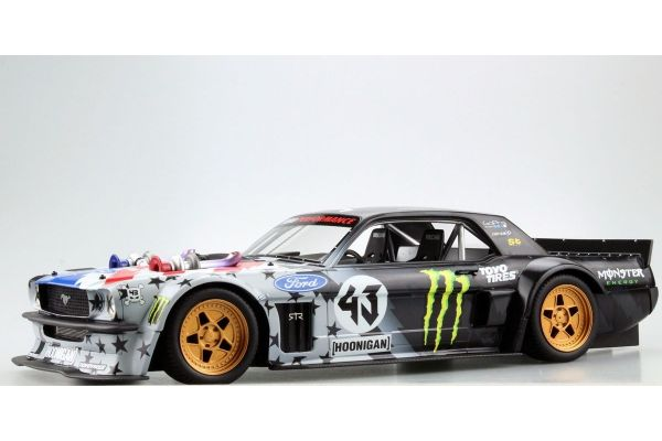 TOPMARQUES 1/12scale Ford Mustang 1965 Hoonigan V2  [No.TMR12-03B]