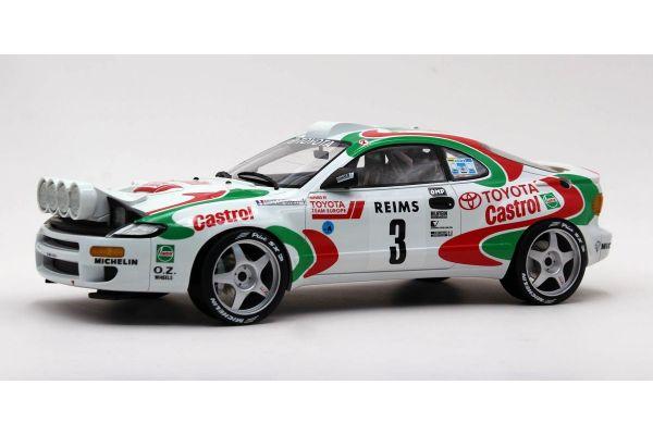 TOPMARQUES 1/12scale Toyota Celica St 185 MC Winner 1993  [No.TMR12-14A]