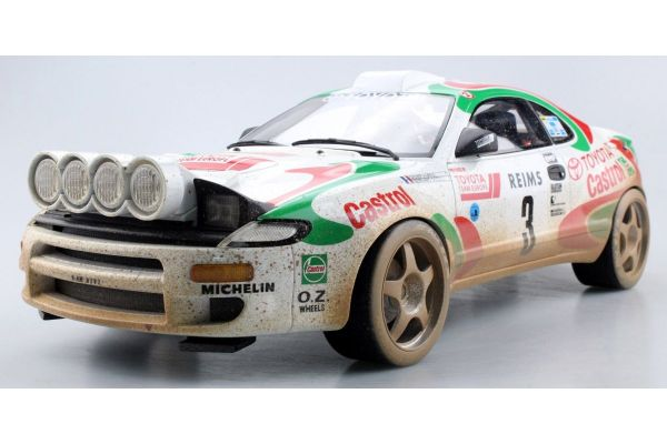 TOPMARQUES 1/12scale Toyota Celica St 185 MC Winner 1993 dirty  [No.TMR12-14AD]