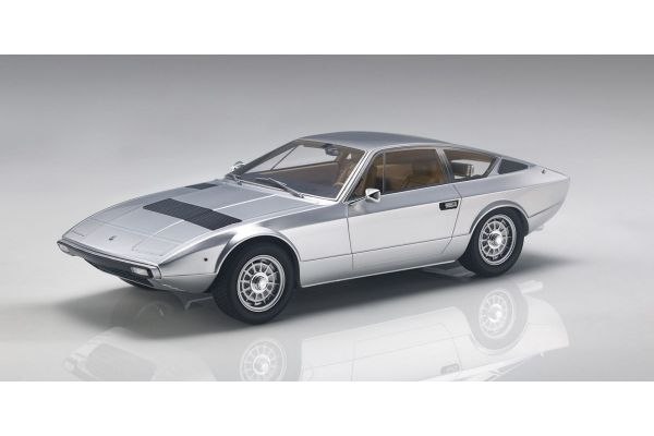TOPMARQUES 1/18scale Maserati Khamsin (Silver)  [No.TOP033C]