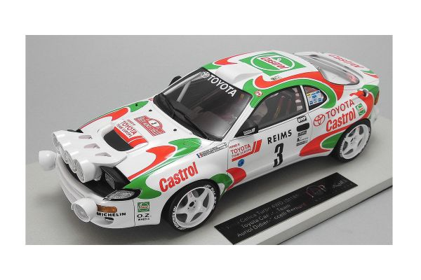 TOPMARQUES 1/18scale Toyota Celica Gt4 Turbo 4Wd St185  [No.TOP034A]
