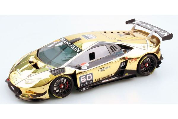 TOPMARQUES 1/18scale Lamborghini Huracan 2016  World Final No.60 Plating  [No.TOP036B]