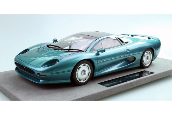 TOPMARQUES 1/18scale Jaguar XJ220 1992 Metallic Green  [No.TOP039A]