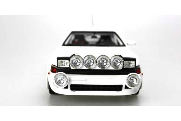 TOPMARQUES 1/18scale Toyota Celica GT-FOUR ST 165 White  [No.TOP044AW]