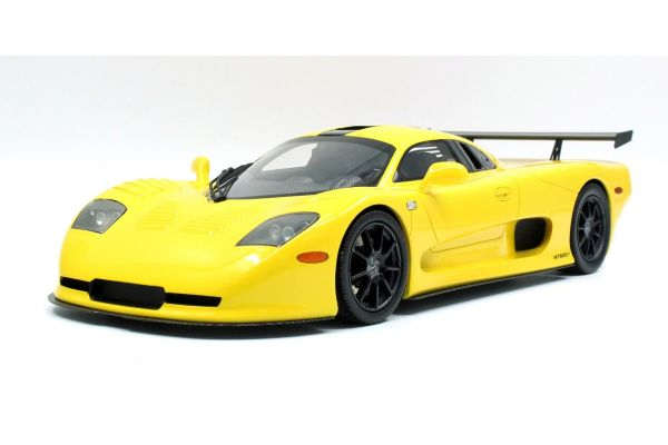 TOPMARQUES 1/18scale Mosler MT900 Yellow  [No.TOP046C]