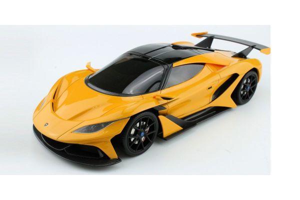 TOPMARQUES 1/18scale Apollo Arrow Geneva Motor Show 2016 Orange  [No.TOP047A]