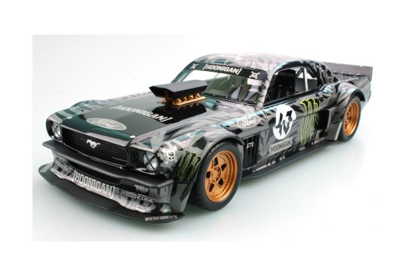 TOPMARQUES 1/18scale Ford Mustang 1965 Hoonigan No.43  [No.TOP048A]