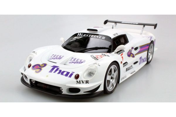 TOPMARQUES 1/18scale Lotus Elise GT1 Thai Racing No.15  [No.TOP055B]