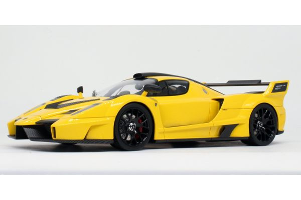 TOPMARQUES 1/18scale Gemballa MIG U1 Yellow  [No.TOP064A]