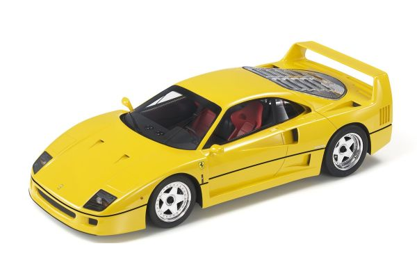 TOPMARQUES 1/18scale  F40 yellow  [No.TOP098B]