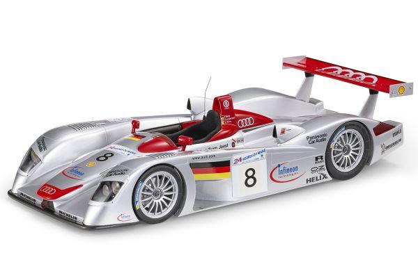 TOPMARQUES 1/18scale Audi R8 No.8 2000 Le Mans Winner  [No.TOP106A]