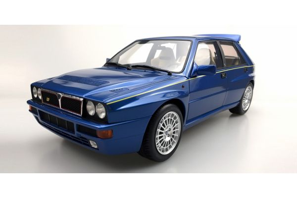 TOPMARQUES 1/12scale Lancia Delta Integrale Evolution 1994 (Blue Lagos)  [No.TOP12-01D]